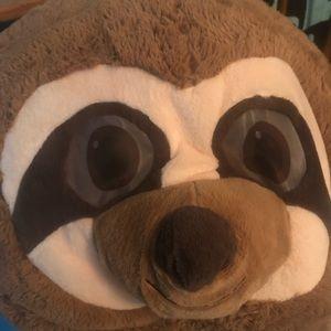 Sloth Costume Head